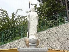 竹流山 宝泉寺 地蔵堂1