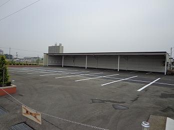 駐車場拡張工事 津島市
