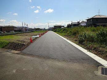 道路整備工事 江南市