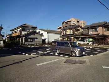 駐車場工事 アスファルト舗装 春日井市