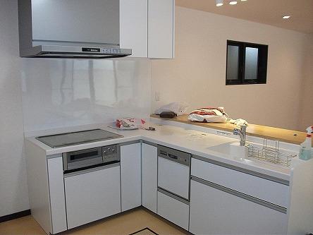 TOTO LK システムキッチン   設置事例