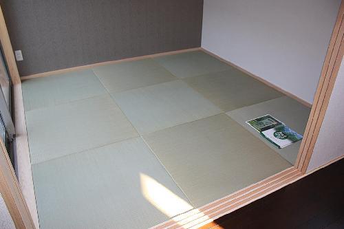 ヒノキの畳