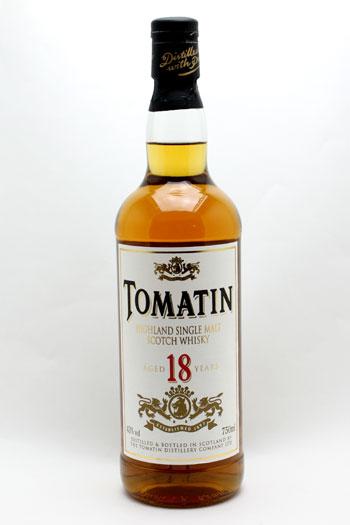 トマーチン18年 正規品