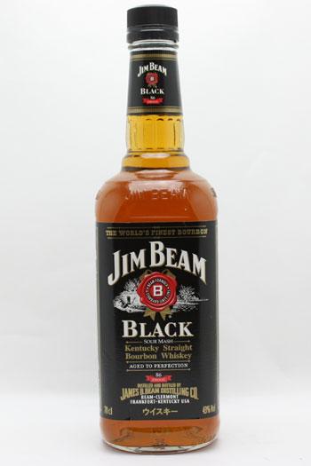 ジム・ビ−ム・ブラック
