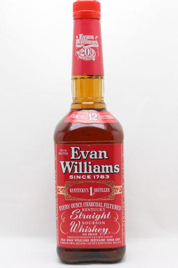 エバン・ウィリアムズ12年(並行)
