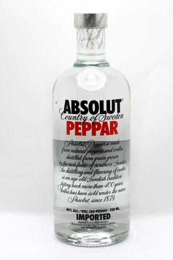 アブソリュ−ト・ペッパ−