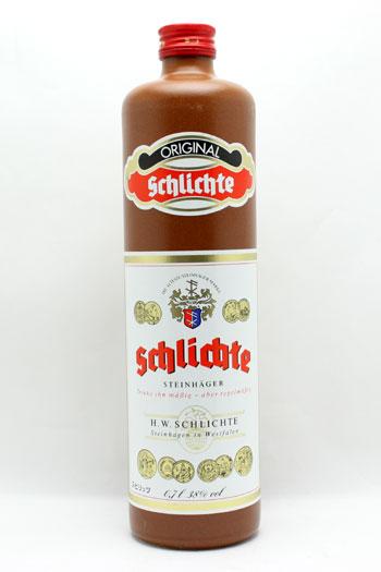 シュリヒテ・シュタインヘイガー 38度 700ml