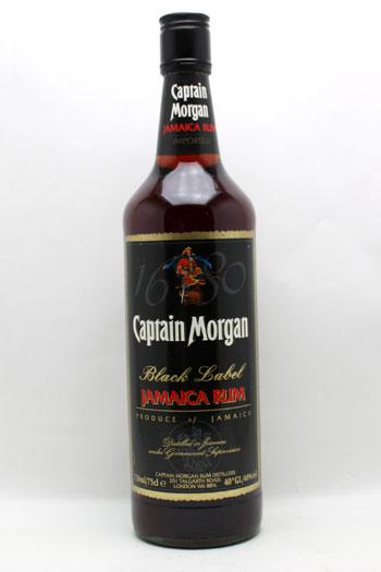 キャプテン・モルガン・ブラック(並行)