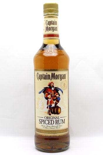 キャプテン・モルガンスパイスト(並行)