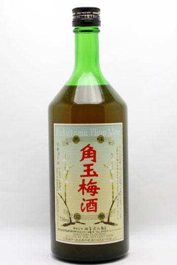 角玉 梅酒  720ml