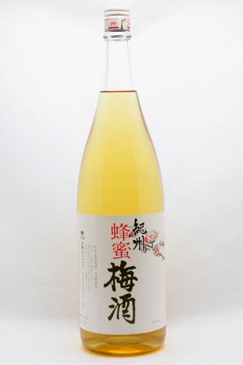 紀州 蜂蜜梅酒 12度 1800ml