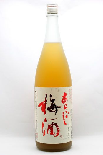 梅の宿 あらごし梅酒 1800ml
