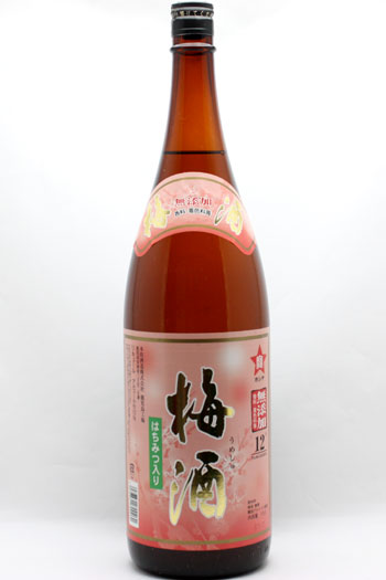 タカラボシ梅酒 12度 1800ml