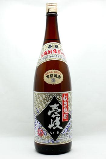 壱岐 麦焼酎 25度 1800ml