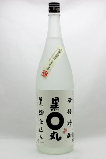 黒丸 芋焼酎 25度 1800ml