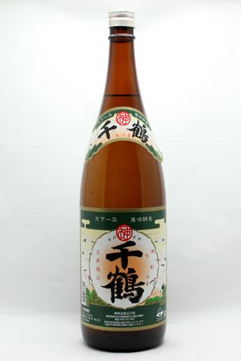 千鶴 芋焼酎 25度 1800ml