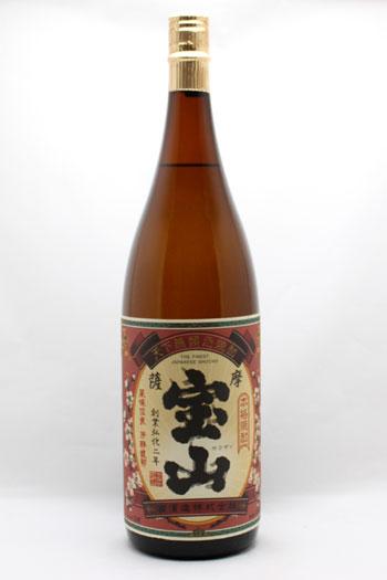薩摩宝山 芋焼酎 25度 1800ml