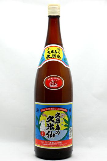 久米島の久米仙 泡盛 30度 1800ml