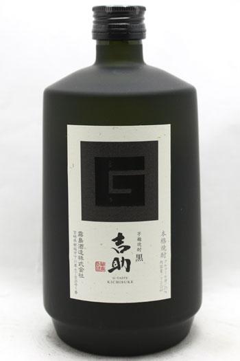 吉助 黒麹 25度 720ml