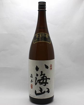 八海山 純米吟醸 1800ml