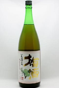 小鹿梅酒 いも焼酎仕込 14度 1800ml