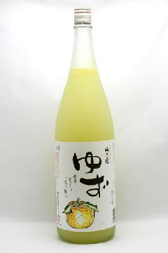 梅の宿 ゆず酒  1800ml