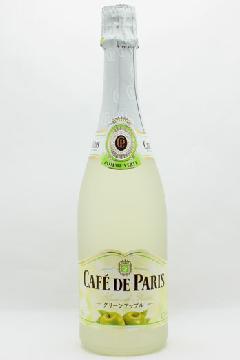 カフェ ド・パリ グリーンアップル 750ml