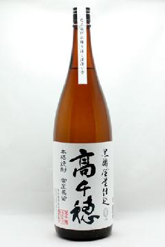 高千穂 黒麹 麦焼酎 1800ml