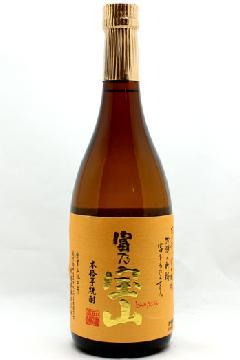 富乃宝山 芋焼酎 25度 720ml
