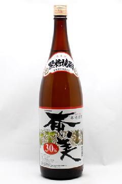 奄美 30度 黒糖焼酎 1800ml