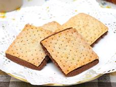 パイ&クッキーココア