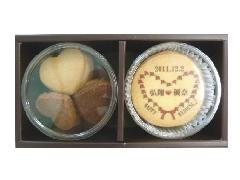 プリントクッキーセット 2個
