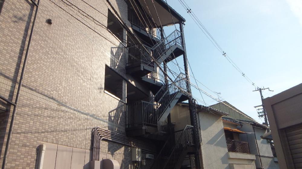 廊下・階段防水工事