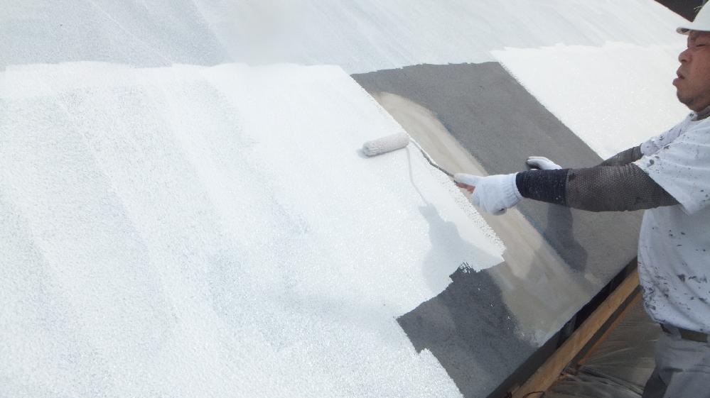 防水型塗装