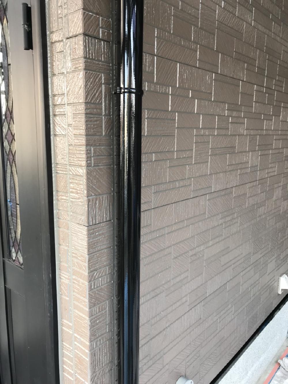 樋塗装工事