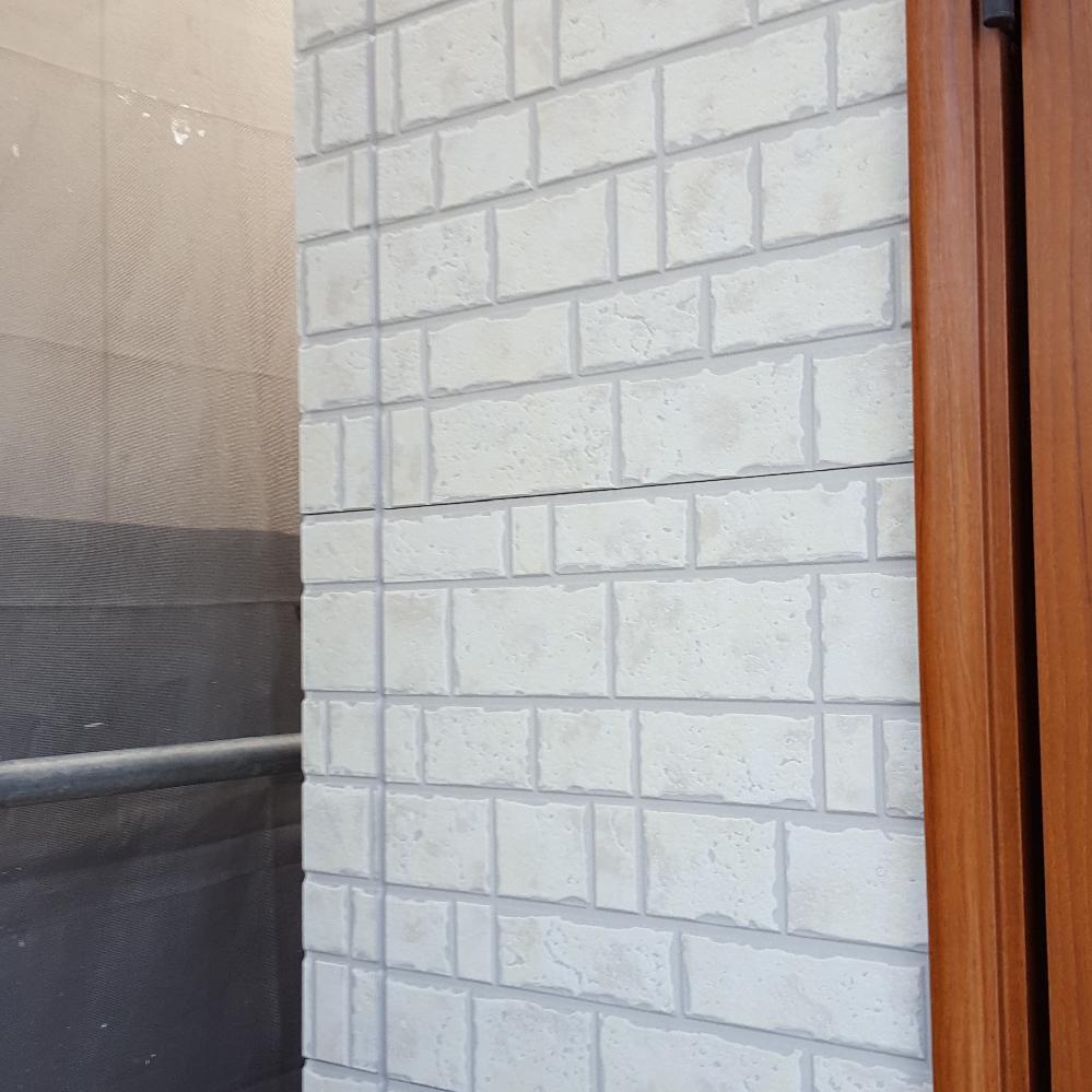 外壁クリアー塗装