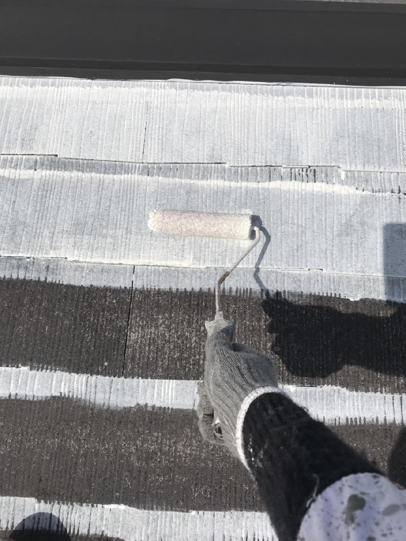 遮熱塗装工事
