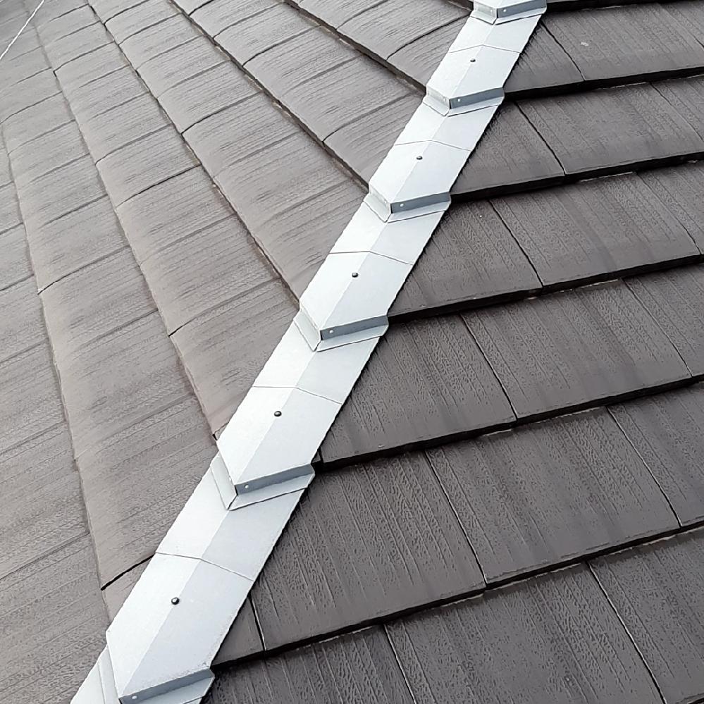 屋根金物塗装