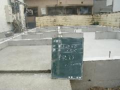 大阪府阪南市 基礎工事
