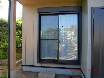 一戸建て 窓サッシのリフォーム