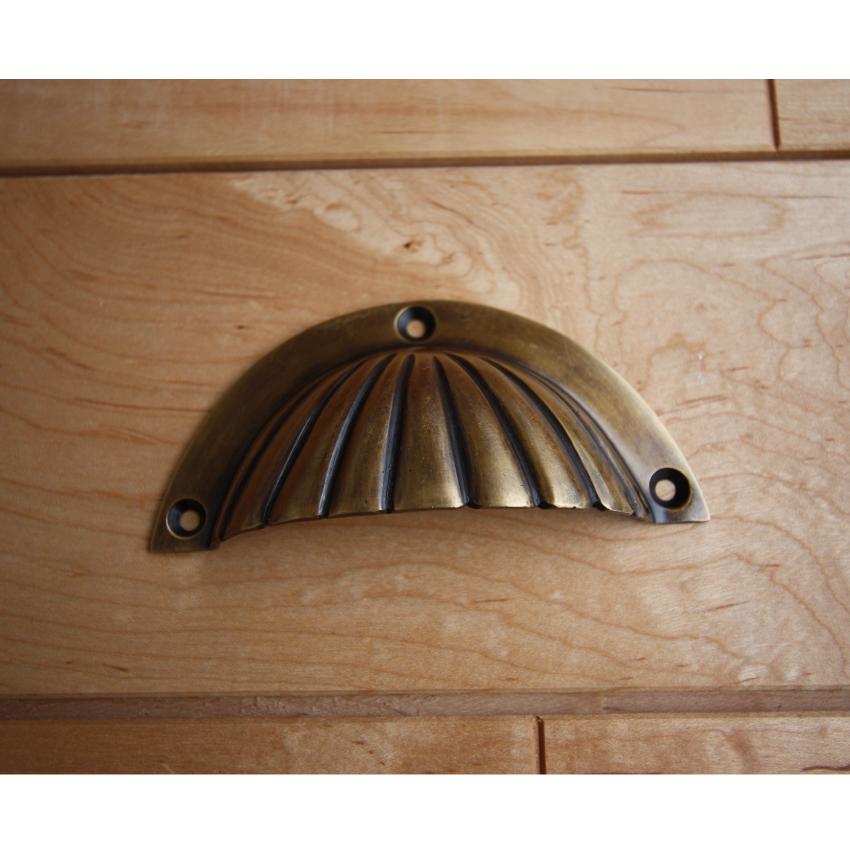 真鍮 マーメイドイヤーハンドル