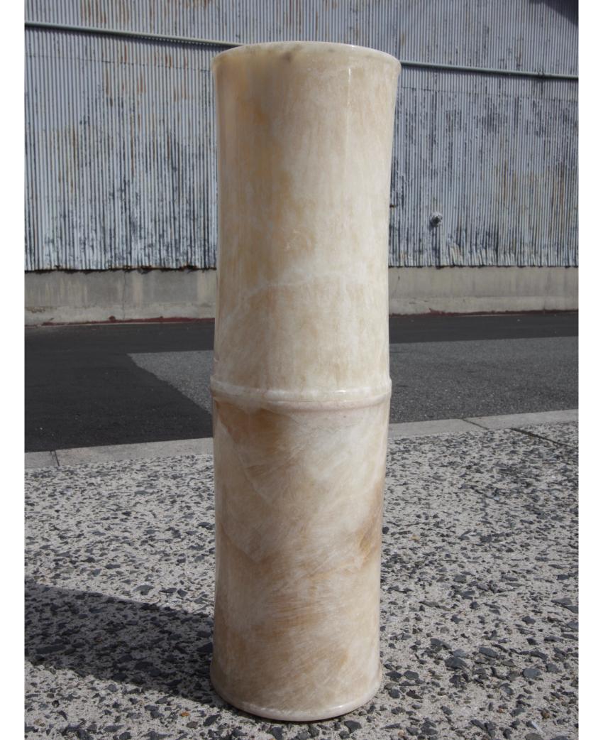 天然石 花瓶