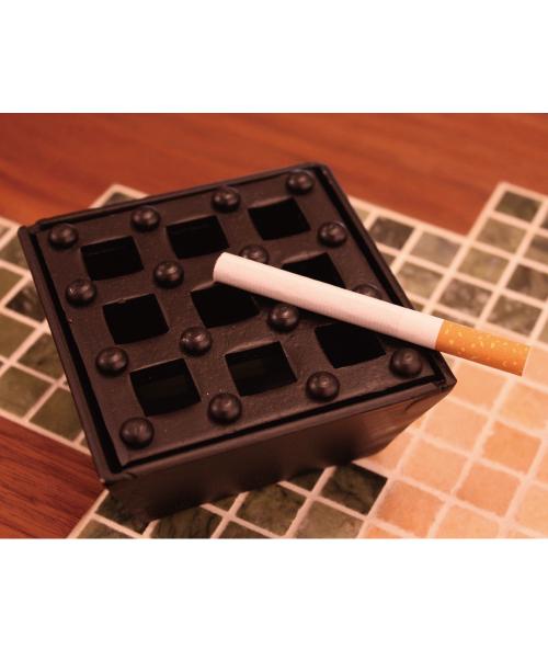 アイアン 灰皿001-ブラック/AHIZRRAINBOW0001