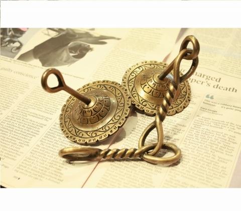 真鍮 ドアチェーン・キー(飾り)