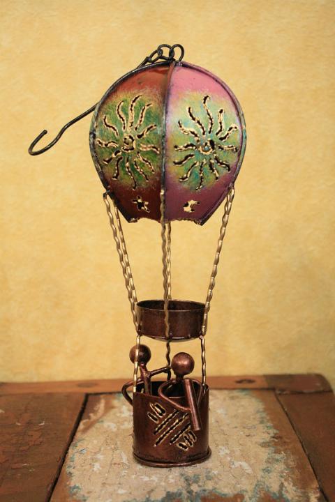 アイアン キャンドルスタンド/気球