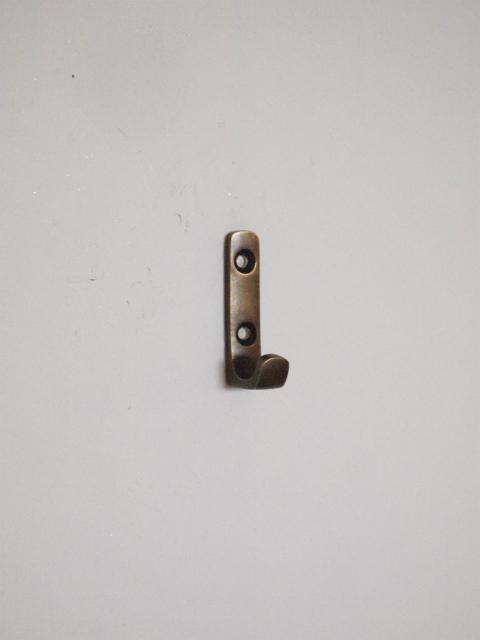 真鍮 フック 058