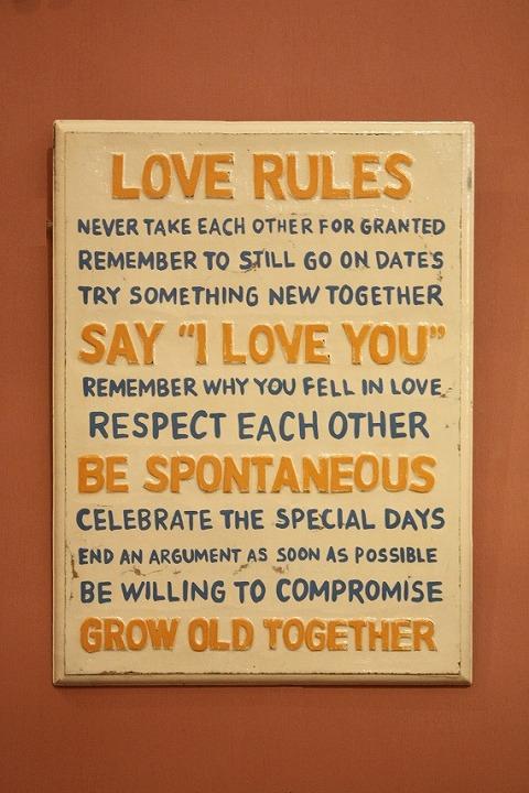 Rules Love