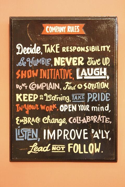 Rules Company