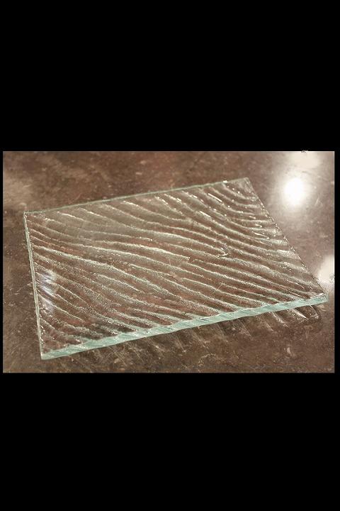 ガラスプレート クリア 15×20