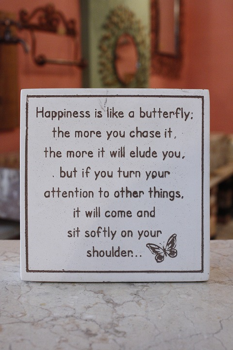 サインスタンド 06 Happiness